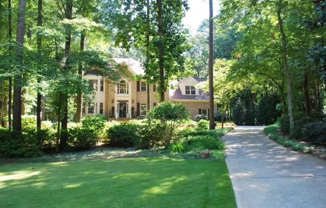 296 Mossy Way NW, Kennesaw, GA 30152 (MLS #6092104) :: RE/MAX Paramount Properties
