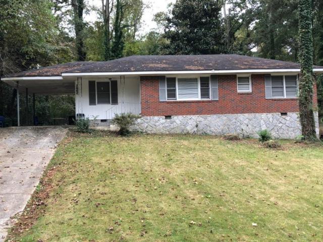 3660 Hill Acres Road SW, Atlanta, GA 30331 (MLS #6092294) :: North Atlanta Home Team