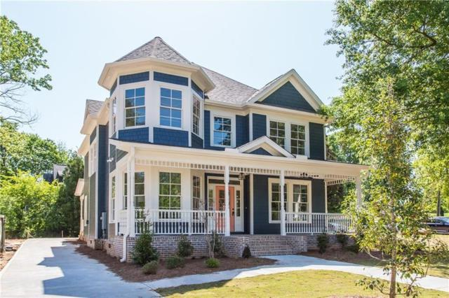 621 Moreland Avenue NE, Atlanta, GA 30307 (MLS #6092322) :: Team Schultz Properties