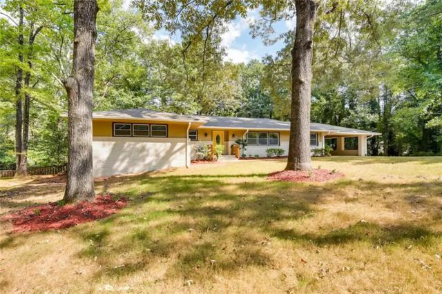 2695 Glenvalley Drive, Decatur, GA 30032 (MLS #6092328) :: The Hinsons - Mike Hinson & Harriet Hinson
