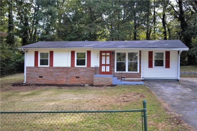 2743 Mildred Place Se, Smyrna, GA 30080 (MLS #6092374) :: Iconic Living Real Estate Professionals