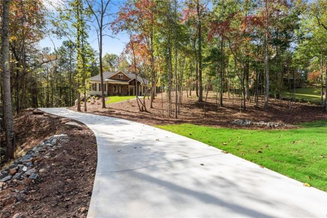 107 Carney Drive, Ball Ground, GA 30107 (MLS #6092440) :: Hollingsworth & Company Real Estate