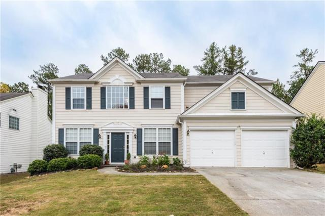 536 Keeneland Avenue, Woodstock, GA 30189 (MLS #6092576) :: The Hinsons - Mike Hinson & Harriet Hinson