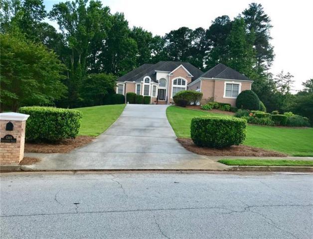 1369 Greenridge Trail, Lithonia, GA 30058 (MLS #6092631) :: RE/MAX Paramount Properties