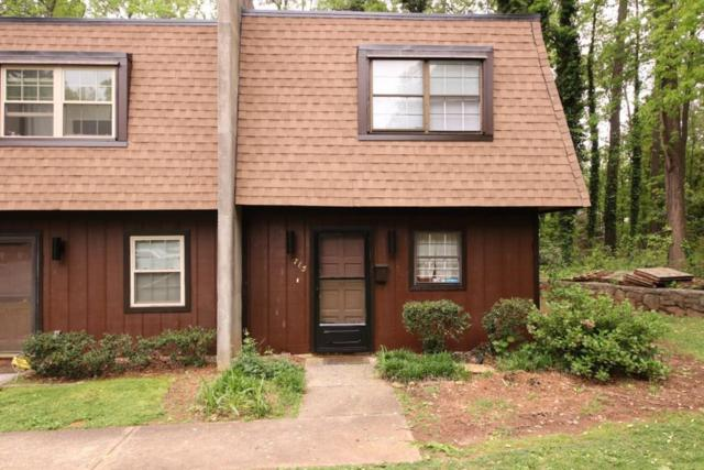 715 Cedar Pointe Court SW #715, Marietta, GA 30008 (MLS #6092732) :: North Atlanta Home Team