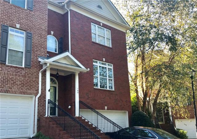 142 Wetherbrooke Lane #7, Smyrna, GA 30082 (MLS #6092899) :: The Zac Team @ RE/MAX Metro Atlanta