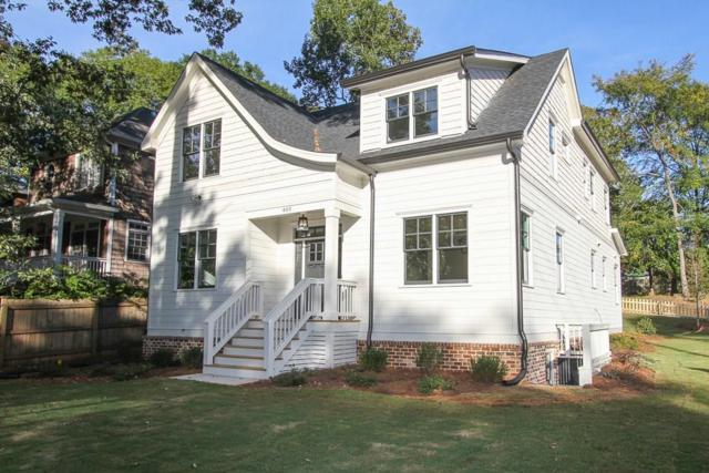 405 Sycamore Drive, Decatur, GA 30030 (MLS #6092927) :: Iconic Living Real Estate Professionals
