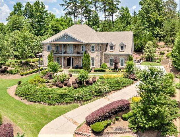 15810 Manor Trace, Alpharetta, GA 30004 (MLS #6092933) :: RE/MAX Paramount Properties