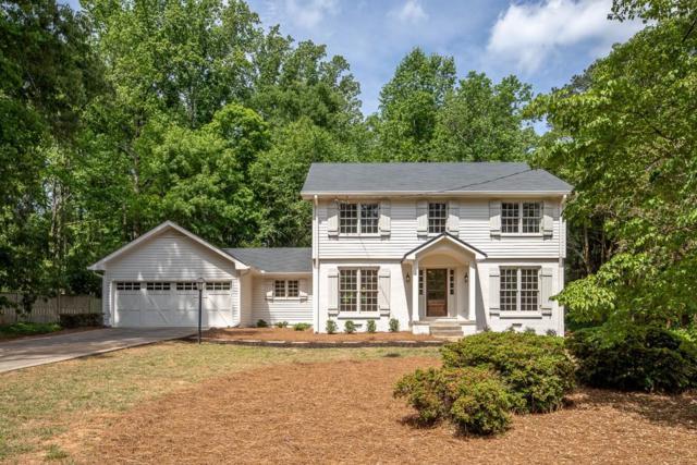 1298 Mill Glen Drive, Dunwoody, GA 30338 (MLS #6092941) :: North Atlanta Home Team