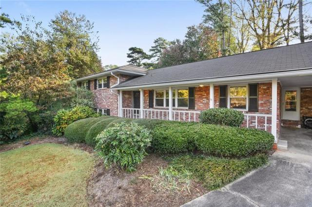 1693 Little Joe Court, Decatur, GA 30033 (MLS #6092945) :: The Hinsons - Mike Hinson & Harriet Hinson