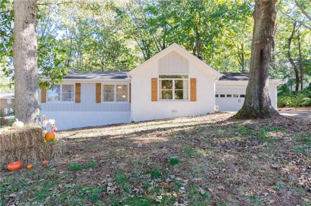 3390 Nancy Creek Road, Gainesville, GA 30506 (MLS #6093045) :: RE/MAX Paramount Properties