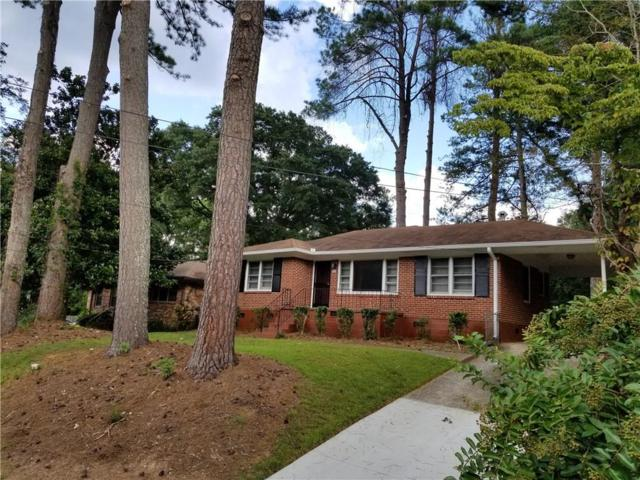 2310 Headland Terrace, East Point, GA 30344 (MLS #6093096) :: The Hinsons - Mike Hinson & Harriet Hinson