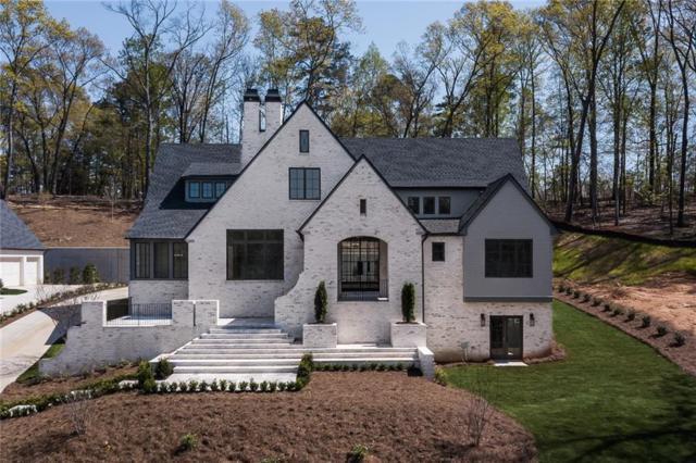 1845 Spalding Drive, Sandy Springs, GA 30350 (MLS #6093410) :: RE/MAX Paramount Properties
