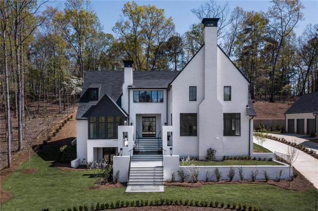 1875 Spalding Drive, Sandy Springs, GA 30350 (MLS #6093412) :: North Atlanta Home Team