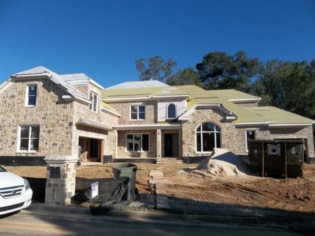 2833 Stone Hall Drive, Marietta, GA 30062 (MLS #6093430) :: North Atlanta Home Team
