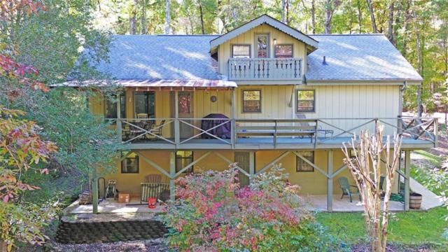 58 Waterfall Drive, Cleveland, GA 30528 (MLS #6093585) :: The Hinsons - Mike Hinson & Harriet Hinson