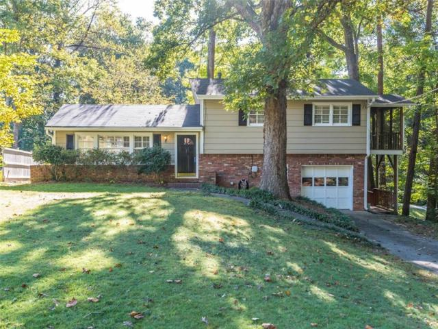 4123 Navajo Trail NE, Brookhaven, GA 30319 (MLS #6093596) :: RE/MAX Paramount Properties