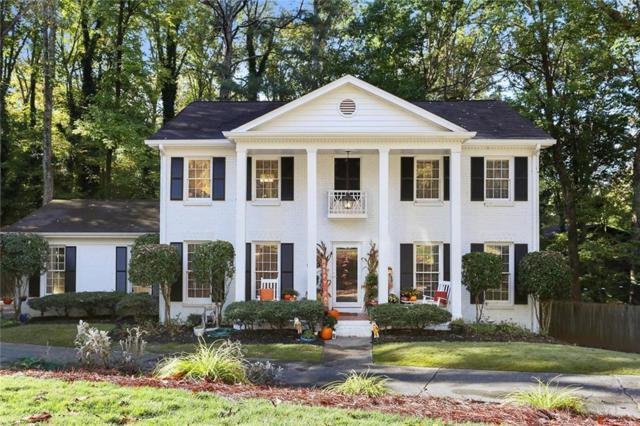 1200 Lake Ridge Court, Roswell, GA 30076 (MLS #6093625) :: The Hinsons - Mike Hinson & Harriet Hinson