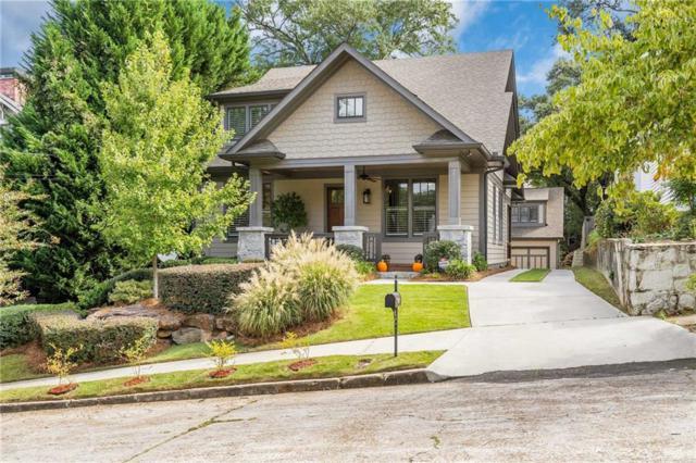 273 Mathews Avenue NE, Atlanta, GA 30307 (MLS #6093838) :: RE/MAX Paramount Properties