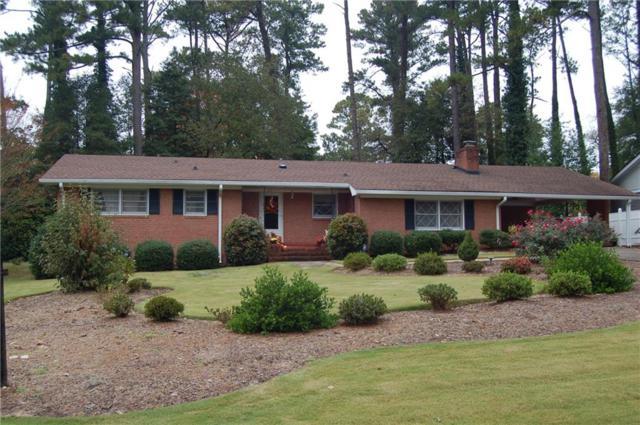 4134 Blackhawk Drive, Stone Mountain, GA 30083 (MLS #6093863) :: The Zac Team @ RE/MAX Metro Atlanta