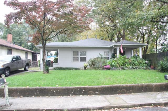 1360 Saint Michael Avenue #2, East Point, GA 30344 (MLS #6093943) :: The Cowan Connection Team