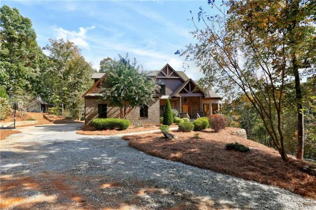 1040 Addington Lane, Waleska, GA 30183 (MLS #6095043) :: North Atlanta Home Team
