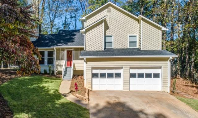 754 Summer Drive, Acworth, GA 30102 (MLS #6095097) :: Kennesaw Life Real Estate