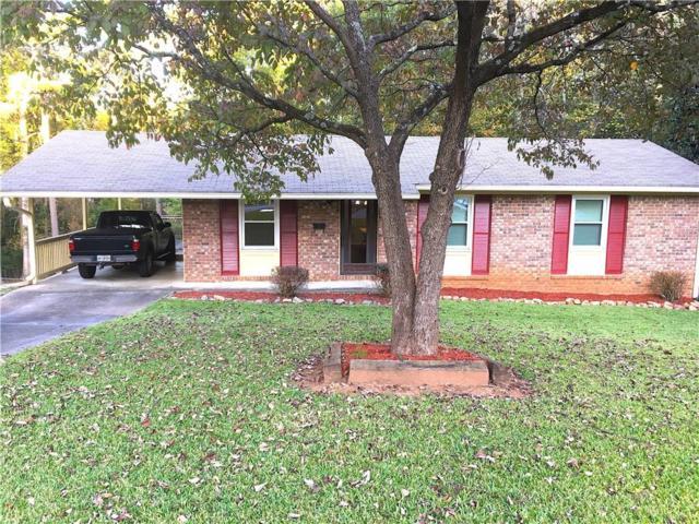 2147 Harold Lane, Smyrna, GA 30080 (MLS #6095108) :: The Russell Group