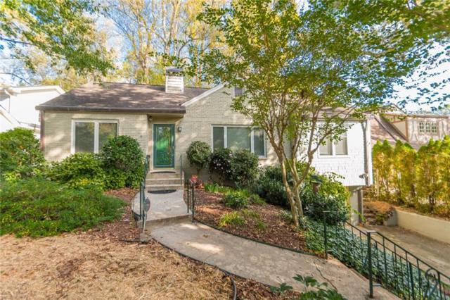 920 E Rock Springs Road NE, Atlanta, GA 30306 (MLS #6095126) :: RE/MAX Prestige