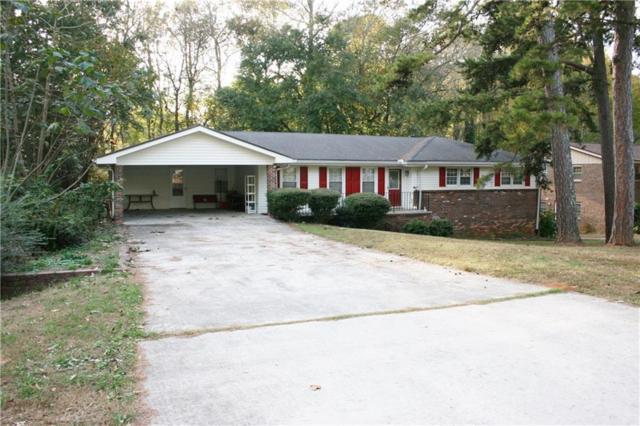 226 Lancelot Way, Lawrenceville, GA 30046 (MLS #6095310) :: RE/MAX Paramount Properties