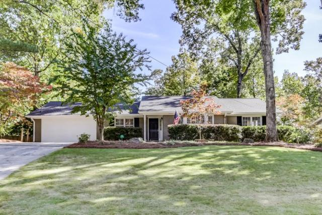 445 Glencourtney Drive, Sandy Springs, GA 30328 (MLS #6095313) :: RE/MAX Paramount Properties