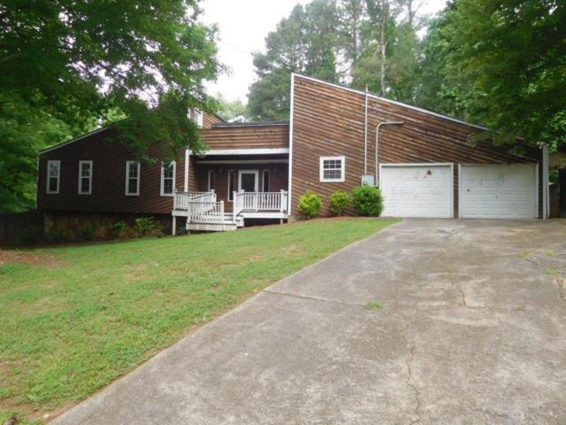 3739 Summit Drive NW, Acworth, GA 30101 (MLS #6095365) :: North Atlanta Home Team