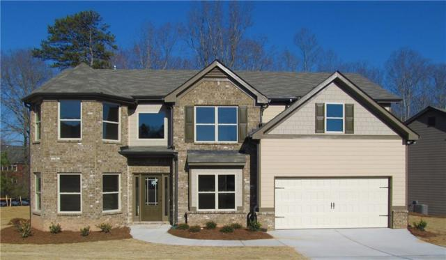120 Park Point, Flowery Branch, GA 30542 (MLS #6095455) :: The Hinsons - Mike Hinson & Harriet Hinson