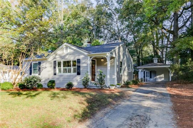 1861 Sumter Street NW, Atlanta, GA 30318 (MLS #6095480) :: The Zac Team @ RE/MAX Metro Atlanta