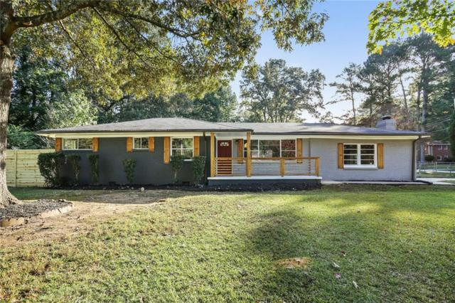 2268 Shamrock Drive, Decatur, GA 30032 (MLS #6095518) :: RE/MAX Paramount Properties