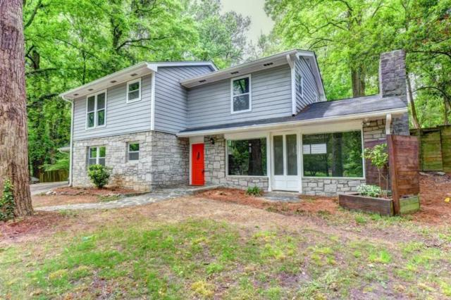 2162 Brookview Drive NW, Atlanta, GA 30318 (MLS #6095636) :: The Hinsons - Mike Hinson & Harriet Hinson