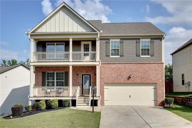 805 Harrison Drive, Acworth, GA 30102 (MLS #6095674) :: The Russell Group