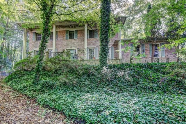 1040 Edgewater Drive, Sandy Springs, GA 30328 (MLS #6095784) :: RE/MAX Paramount Properties