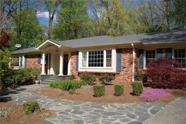 4323 Mount Paran Parkway, Atlanta, GA 30327 (MLS #6095792) :: RE/MAX Paramount Properties