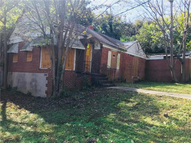 1070 Parsons Street SW, Atlanta, GA 30314 (MLS #6095855) :: RCM Brokers