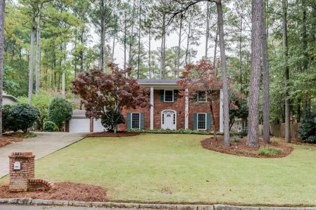3578 Summitridge Drive, Atlanta, GA 30340 (MLS #6095925) :: RE/MAX Paramount Properties