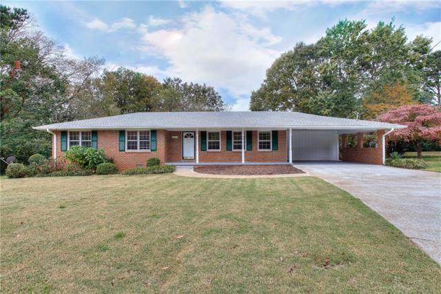 1829 Cates Court, Snellville, GA 30078 (MLS #6095980) :: RE/MAX Paramount Properties