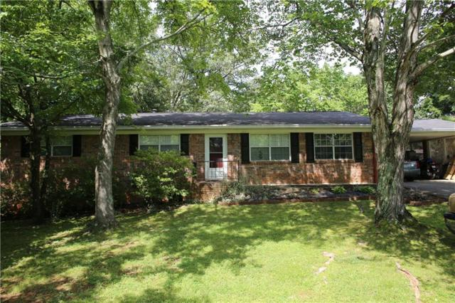 3410 Sanford Drive, Marietta, GA 30066 (MLS #6095989) :: The Hinsons - Mike Hinson & Harriet Hinson