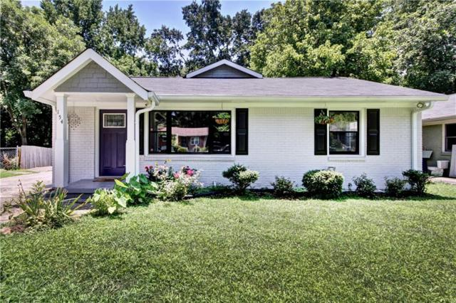 154 Woodbine Circle SE, Atlanta, GA 30317 (MLS #6096012) :: Kennesaw Life Real Estate