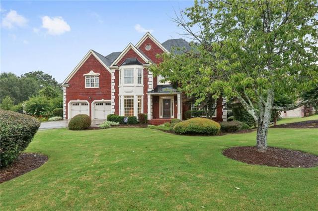 5984 Downington Ridge NW, Acworth, GA 30101 (MLS #6096061) :: North Atlanta Home Team
