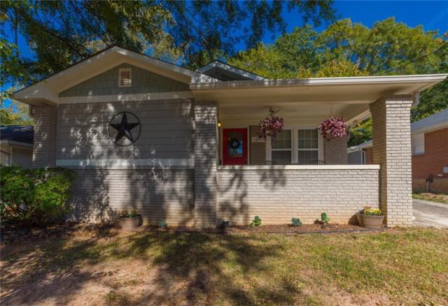 1847 Thompson Avenue, East Point, GA 30344 (MLS #6096073) :: The Hinsons - Mike Hinson & Harriet Hinson
