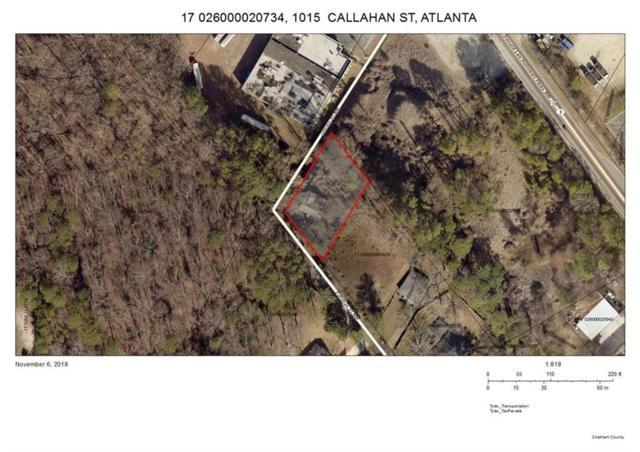 1015 Callahan Street NW, Atlanta, GA 30318 (MLS #6096075) :: North Atlanta Home Team