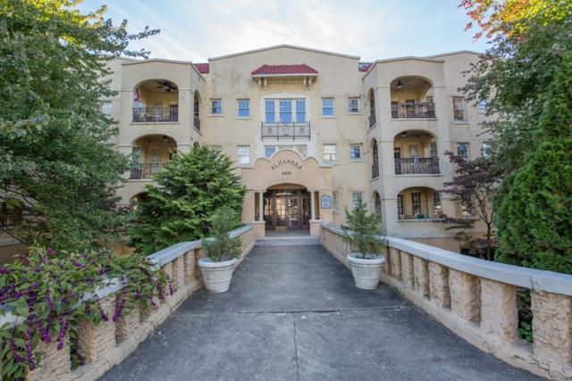 2855 Peachtree Road #214, Atlanta, GA 30305 (MLS #6096171) :: Team Schultz Properties