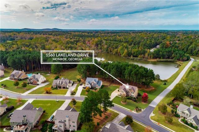 1560 Lakeland Drive, Monroe, GA 30656 (MLS #6096264) :: Good Living Real Estate