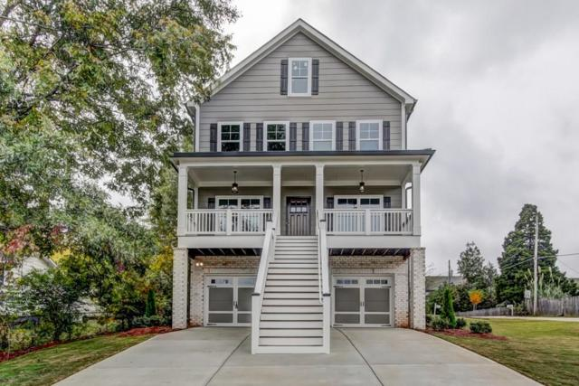 1368 Pierce Avenue, Smyrna, GA 30080 (MLS #6096366) :: RE/MAX Paramount Properties